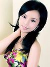 Asian Bride Fahong from Shenzhen, China