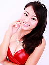 Asian Bride Ting from Chenzhou, China