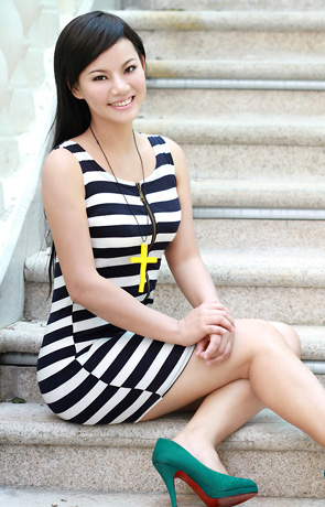 Single girl ChongYing 42 years old