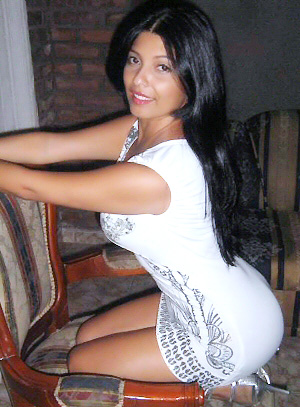 Hot latin lady
