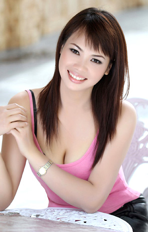 Asian bride LiMei from NanNing