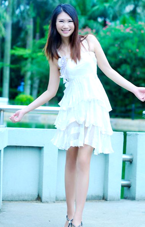 Asian bride Ling from Beihai