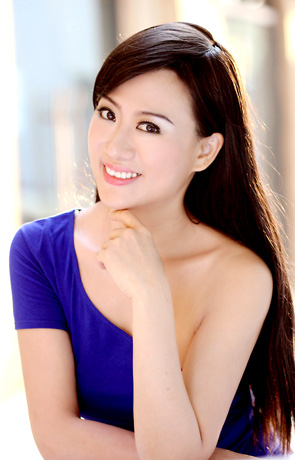 Asian bride Fangwei from Beihai