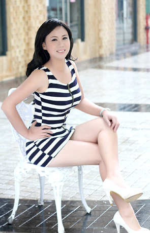 Asian bride Jianli from Beihai