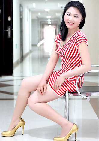 Single girl Xiaowen 44 years old