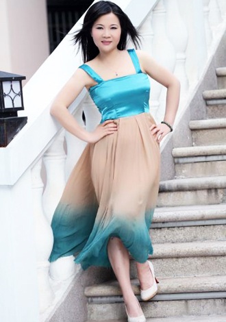 Asian bride Yu from Nanning