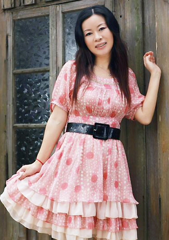 Asian bride Wei from Beihai