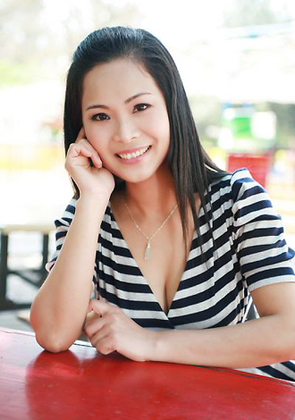 Asian bride Liao from Beihai