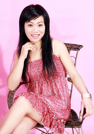 Asian bride Chunxia from Beihai