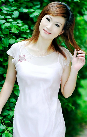 Single girl Mei 38 years old