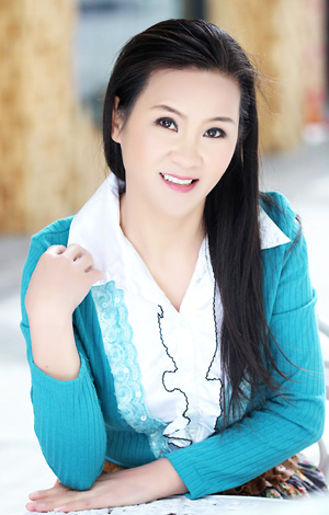 Asian bride Chunfeng from Nanning