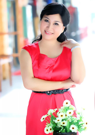 Asian bride JinYan from Nanning