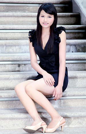 Single girl LingCen 29 years old