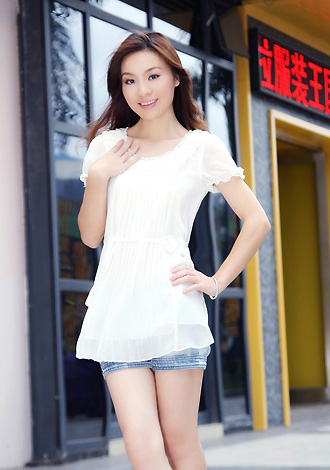 Asian bride NiHong from Nanning