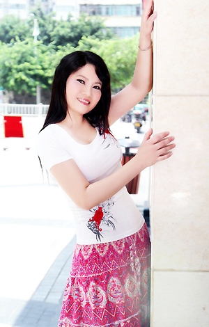 Single girl Yuyun 42 years old