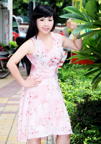 Asian bride Jiemei from Nanning