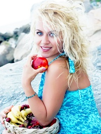 Russian single Elena from Melitopol, Ukraine