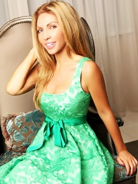 Russian Bride Tatiana from Kiev, Ukraine