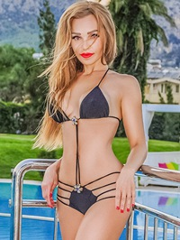 Russian single woman Aleksandra from Kiev, Ukraine