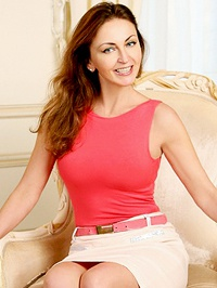 Russian single woman Irina from Kiev, Ukraine