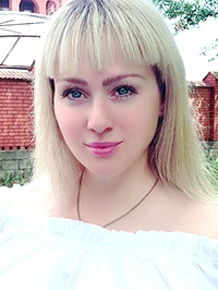 Russian single woman Olesya from Mariupol, Ukraine