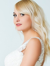 Russian Bride Eleonora from Kiev, Ukraine