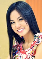 Asian lady Bangjie from Beihai, China, ID 25833