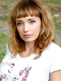 Russian single woman Irina from Poltava, Ukraine