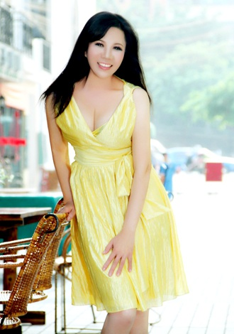 Asian bride Meiling from Nanning