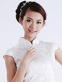 Asian Bride Shan from Wuzhou, China