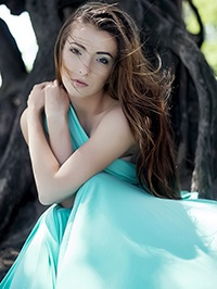Russian single woman Alina from Dnepropetrovsk, Ukraine