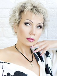 Russian single woman Elena from Nikopol, Ukraine