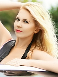 Russian Bride Natalia from Lugansk, Ukraine