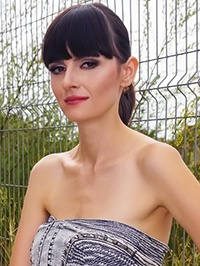 Single Aliona from Novoorzhitskoe, Ukraine