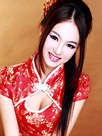 Asian woman Zhenni from Changsha, China