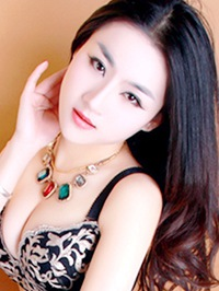 Asian woman Shan from Changsha, China