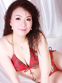 Asian Bride Jing from Changsha, China