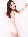 Asian Bride Min from Zhuzhou, China