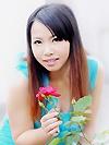 Asian woman Suqing Huang from Changsha, China