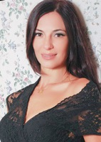 Russian single Milana from Poltava, Ukraine