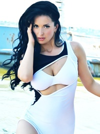 Russian single woman Natalia from Nikolaev, Ukraine
