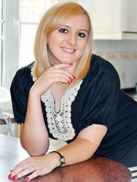 Russian Bride Tatiana from Chernevtsy, Ukraine
