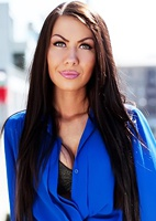 Russian single Ekaterina from Kharkov, Ukraine