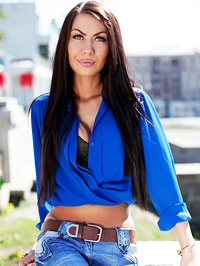Russian woman Ekaterina from Kharkov, Ukraine