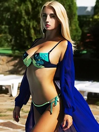 Russian woman Dasha from Kharkov, Ukraine
