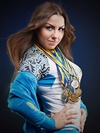 Russian Bride Kristina from Zaporozhye, Ukraine