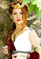 Russian single Inga from Donetsk, Ukraine