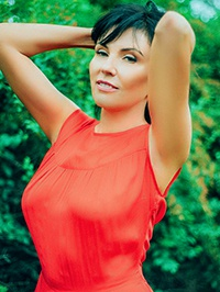 Single Galina from Zaporozhye, Ukraine