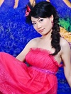 Asian woman Minying from Huafeng, China