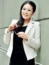 Asian woman Bo from Jingmen, China